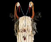 Новый индейский головной убор